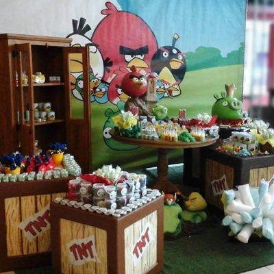 Angry Birds - Gabriel