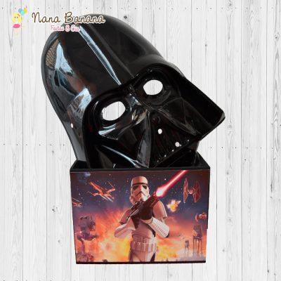 Caixa MDF personalizada com Máscara