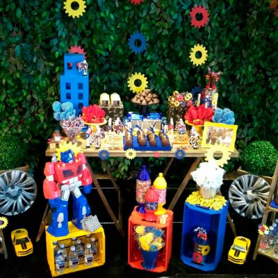 Transformers - Lucas