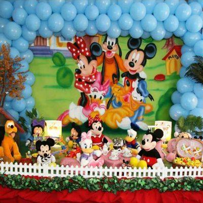 Turma do Mickey - João Pedro