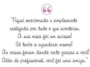 - Priscila Minotti